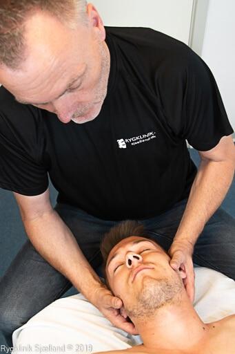 Muskuloskeletal Smertebehandling af nakke