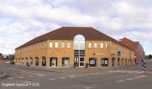 Bygningen hvor du finder Rygkliik Sjælland